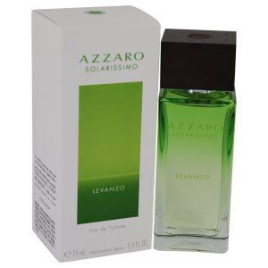 Azzaro Solarissimo Levanzo by Azzaro Eau De Toilette Spray 2.5 oz Men