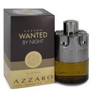 Azzaro Wanted By Night by Azzaro Eau De Parfum Spray 3.4 oz Men