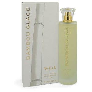 Bambou Glace by Weil Eau De Parfum Spray 3.3 oz Women
