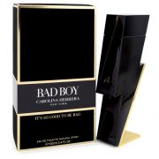 Bad Boy by Carolina Herrera Eau De Toilette Spray 3.4 oz Men