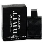 Burberry Brit Rhythm by Burberry Mini EDT .17 oz Men