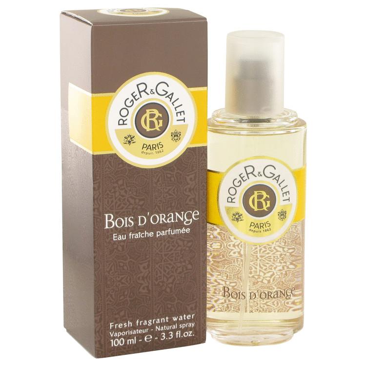 Roger & Gallet Bois D'orange by Roger & Gallet Fragrant Wellbeing Water Spray 3.3 oz Women