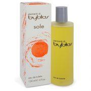 Byblos Elementi Sole by Byblos Eau De Toilette Spray 4 oz Women