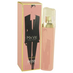 Boss Ma Vie by Hugo Boss Eau De Parfum Spray (Runway Edition) 2.5 oz Women