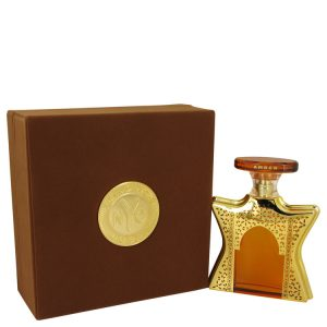 Bond No. 9 Dubai Amber by Bond No. 9 Eau De Parfum Spray 3.3 oz Men