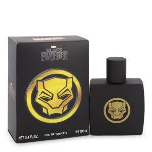 BLACK PANTHER Marvel by Marvel Eau De Toilette Spray 3.4 oz Men