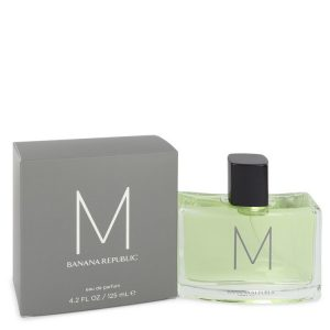 Banana Republic M by Banana Republic Eau De Parfum Spray 4.2 oz Men