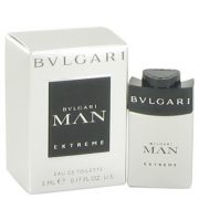 Bvlgari Man Extreme by Bvlgari Mini EDT .17 oz Men