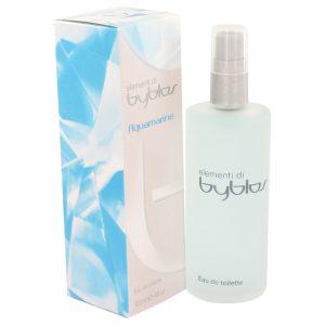 Byblos Aquamarine by Byblos Eau De Toilette Spray 4 oz Women