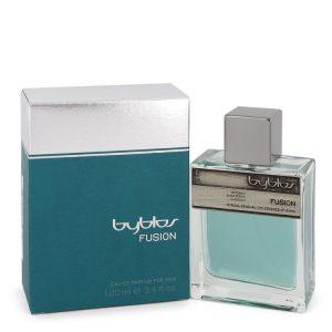 Byblos Fusion by Byblos Eau De Parfum Spray 3.4 oz Men