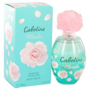 Cabotine Floralie by Parfums Gres Eau De Toilette Spray 3.4 oz Women