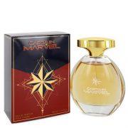 Captain Marvel by Marvel Eau De Parfum Spray 3.4 oz Women