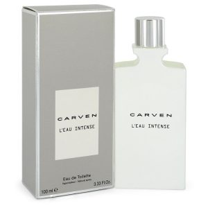 Carven L'eau Intense by Carven Eau De Toilette Spray 3.3 oz Men