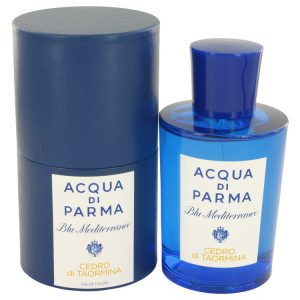 Blu Mediterraneo Cedro Di Taormina by Acqua Di Parma Eau De Toilette Spray (Unisex) 5 oz Women