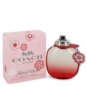 Coach Floral Blush by Coach Eau De Parfum Spray 3 oz Women