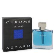 Chrome Intense by Azzaro Eau De Toilette Spray 1.7 oz Men
