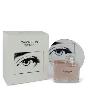 Calvin Klein Woman by Calvin Klein Eau De Parfum Spray 3.4 oz Women