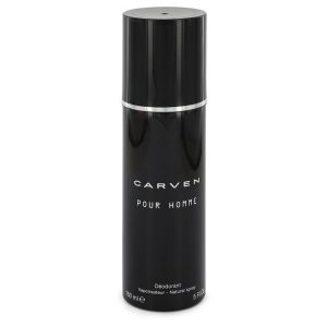 Carven Pour Homme by Carven Deodorant Spray (Tester) 5 oz Men
