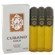 Cubano Gold by Cubano Eau De Toilette Spray 4 oz Men