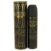 Cuba Night by Fragluxe Eau De Parfum Spray 3.3 oz Women