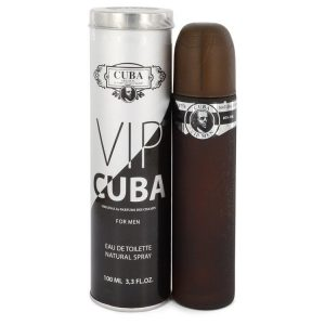 Cuba VIP by Fragluxe Eau De Toilette Spray 3.4 oz Men