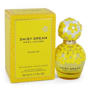 Daisy Dream Sunshine by Marc Jacobs Eau De Toilette Spray 1.7 oz Women