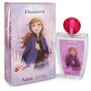 Disney Frozen II Anna by Disney Eau De Toilette Spray 3.4 oz Women