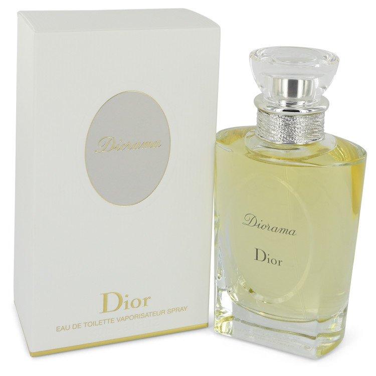 Diorama by Christian Dior Eau De Toilette Spray 3.4 oz Women