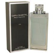 Diplomate Pour Homme by Paris Bleu Eau De Toilette Spray 3.3 oz Men