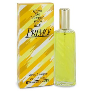 Designer Imposters Primo! by Parfums De Coeur Cologne Spray 1.8 oz Women