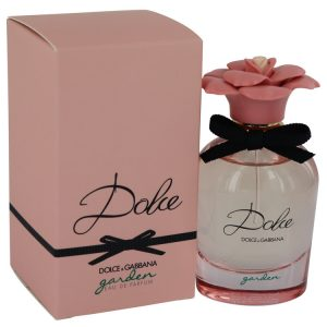 Dolce Garden by Dolce & Gabbana Eau De Parfum Spray 1.6 oz Women