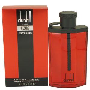 Desire Red Extreme by Alfred Dunhill Eau De Toilette Spray 3.4 oz Men