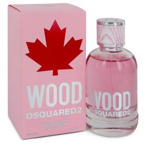 Dsquared2 Wood by Dsquared2 Eau De Toilette Spray 3.4 oz Women