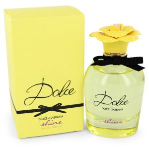Dolce Shine by Dolce & Gabbana Eau De Parfum Spray 2.5 oz Women