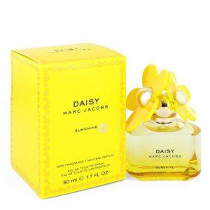 Daisy Sunshine by Marc Jacobs Eau De Toilette Spray (Limited Edition) 1.7 oz Women