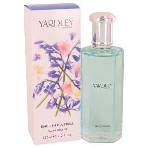 English Bluebell by Yardley London Eau De Toilette Spray 4.2 oz Women
