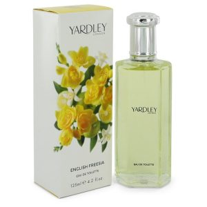 English Freesia by Yardley London Eau De Toilette Spray 4.2 oz Women