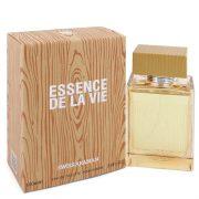 Essence De La Vie by Swiss Arabian Eau De Toilette Spray 3.4 oz Men