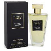 Extreme Purete by Gres Eau De Parfum Spray 3.4 oz Women