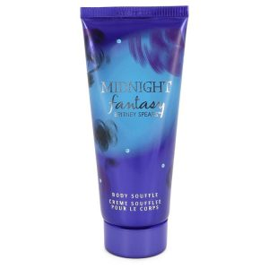 Fantasy Midnight by Britney Spears Body Lotion 3.3 oz Women