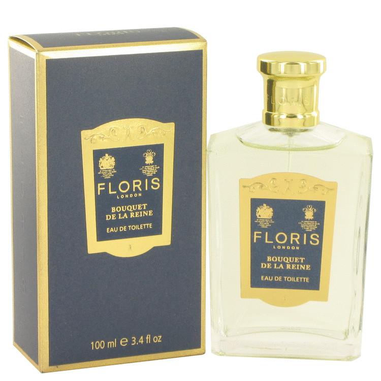 Floris Bouquet De La Reine by Floris Eau De Toilette Spray 3.4 oz Women