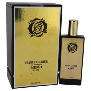 French Leather by Memo Eau De Parfum Spray (Unisex) 2.5 oz Women