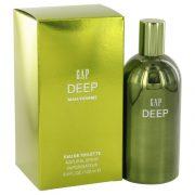 Gap Deep by Gap Eau De Toilette Spray 3.4 oz Men