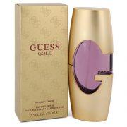 Guess Gold by Guess Eau De Parfum Spray 2.5 oz Women