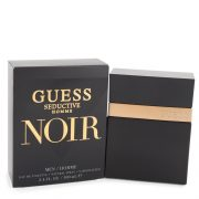 Guess Seductive Homme Noir by Guess Eau De Toilette Spray 3.4 oz Men