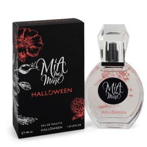 Halloween Mia Me Mine by Jesus Del Pozo Eau De Toilette Spray 1.35 oz Women
