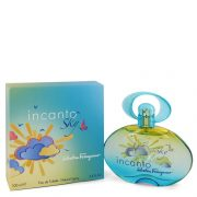 Incanto Sky by Salvatore Ferragamo Eau De Toilette Spray 3.4 oz Women