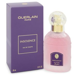Insolence by Guerlain Eau De Toilette Spray (New Packaging) 1 oz Women