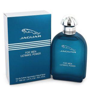 Jaguar Ultimate Power by Jaguar Eau De Toilette Spray 3.4 oz Men