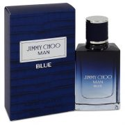 Jimmy Choo Man Blue by Jimmy Choo Eau De Toilette Spray 1 oz Men